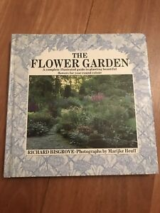 Richard-Bisgrove-The-Flower-Garden-All-Year-Colour-Hardback-AMAZING-Book