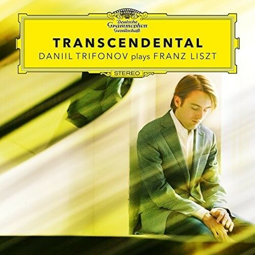 Daniil Trifonov - Transcendental: Daniil Trifonov Plays Franz Liszt [New CD]