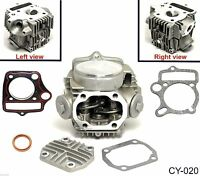 50cc Cylinder Head Assembly For Chinese Crf50 Atv Go Kart Dirt Bike Chopper 40mm