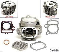50cc Cylinder Head Assembly For Chinese Crf50 Atv Go Kart Dirt Bike Chopper 40mm