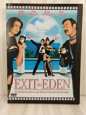 Exit to Eden DVD 2002 Dana Delany Paul Mercurio Rosie O'donnell ...