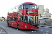 LT943 LTZ2143 Go Ahead Borismaster  6x4 Quality London Bus Photo