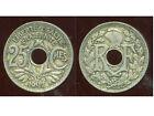 25 centimes LINDAUER 1917