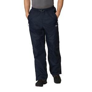 Regatta Mens Chandler Iii Waterproof and Breathable Lined Regular Leg Trousers