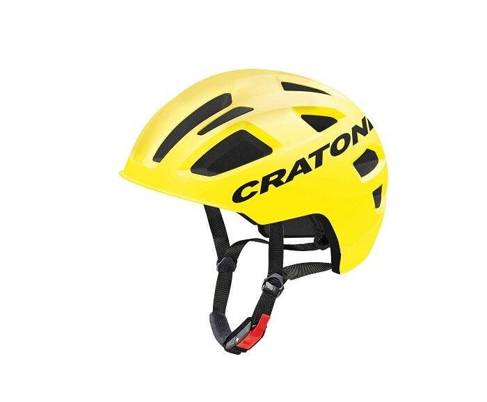 Cratoni - Modell  C-Pure - Farbe  neonyellow matt - Größe  M-L (58 - 61cm)