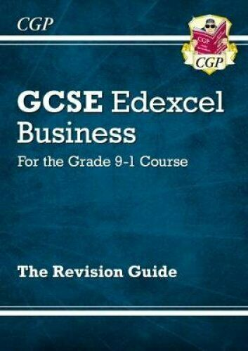 New GCSE Business Edexcel Revision Guide - For the Grade 9-1 Co... 9781782946908