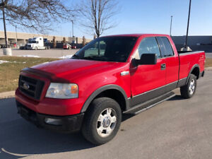 2004 FORD F-150 EXTENDED CAB 4X4|TOWING PKG|POWER GROUP|CD|AUTO!