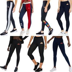 Ellesse-Leggings-Women-039-s-Assorted-Styles-amp-Colours