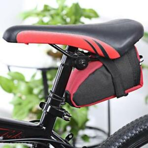 Bicycle-MTB-Cycling-Reflective-Saddle-Bag-Tail-Rear-Pannier-Pouch-Seat-Bag-EH