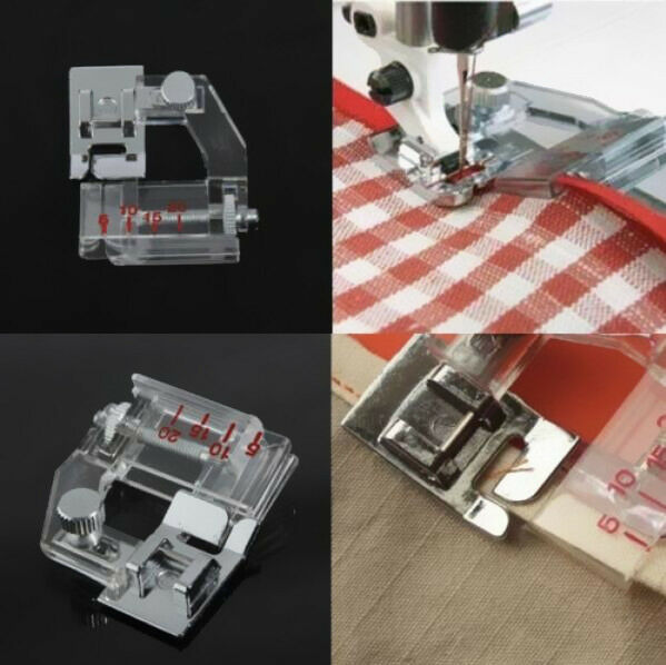 Singer Binder Bias Janome Snapon Sewing Machine Presser Foot For Beauteous Snap On Sewing Machine Feet