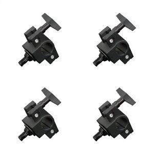 Rhino-Mini-Clamp-Truss-amp-Narrow-Lighting-Stand-Clamp-Pack-of-4