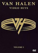 27258 // VAN HALEN VIDEO HITS VOLUME.1  14 TITRES  DVD EN TBE