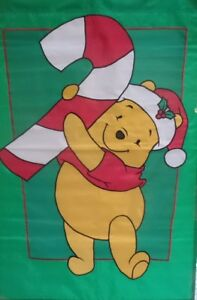 Santa Pooh Standard House Flag by NCE #45344