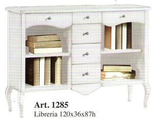 Credenza Libreria Arte Povera : Credenza legno cristalliera laccata credenze vetrina classica arte
