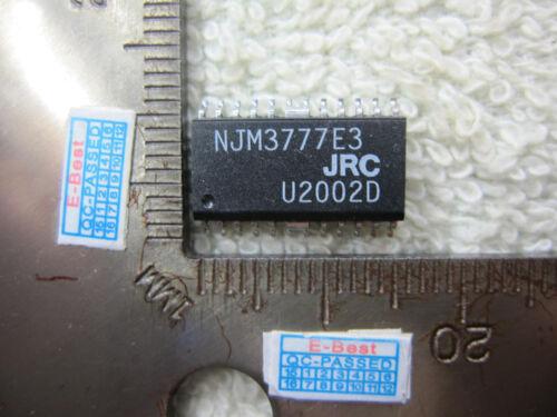1x NJM3777 NJM3777E NJM 3777E3 NJM3777E3 HSOP24 IC Chip