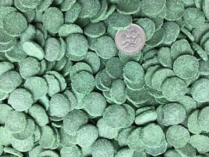 200g-Algae-wafers-Spirulina-discs10mm-Bottom-Feeders-fish-food