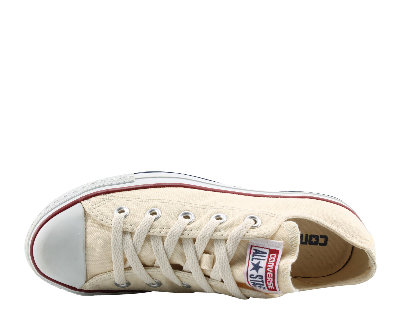 Hobart Punto Permanecer de pié  Converse Chuck Taylor All Star OX White Low Top Sneakers M9165 for sale  online