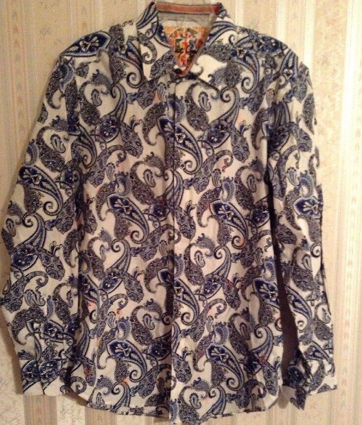 ROBERT GRAHAM hemd LONG SLEEVE                        4860719