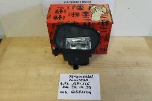 ALFA ROMEO 145/146 FINO AL 1999 FARETTO FENDINEBBIA 60581654