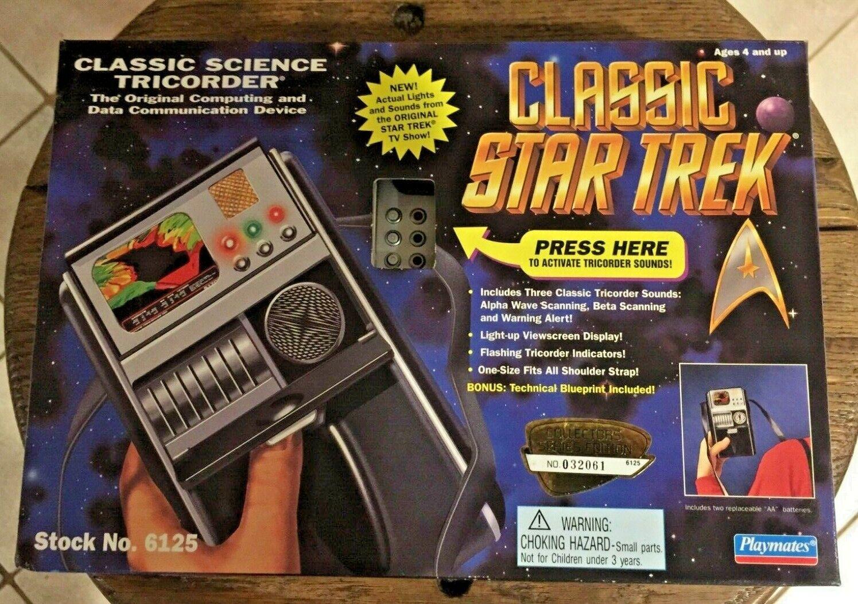 Classic StarTrek Classic Science Tricorder