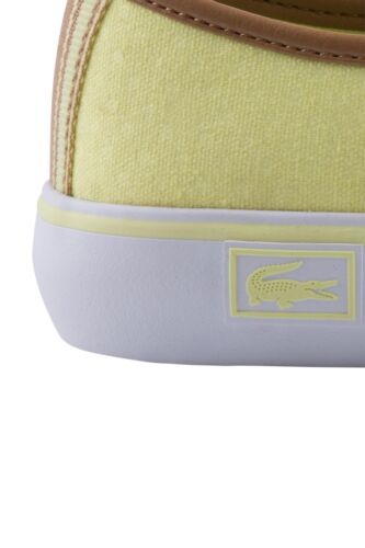Short femme Lacoste Rene Vaultstar Baskets Chaussures Flats Escarpins Femmes Toutes Tailles