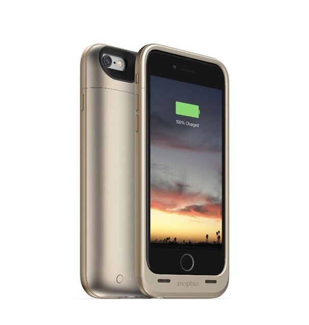 Mophie Juice Pack Air External Battery Case For Apple Iphone 6 6s Gold For Sale Online Ebay Shop with afterpay on eligible items. ebay