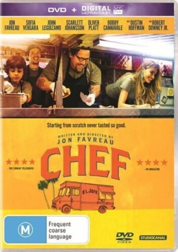 1 of 1 - Chef (DVD, 2014)
