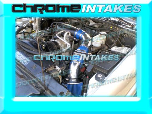 96-05 CHEVY S10 S-10//ZR2//ZR5//BLAZER//SONOMA//JIMMY 4.3L V6 COLD AIR INTAKE BLUE