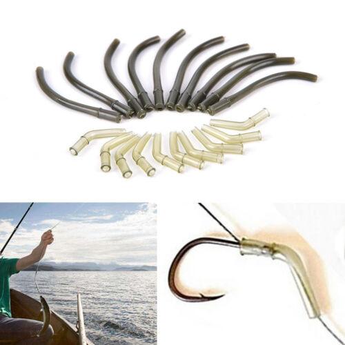 Karpfen Angelhaken Line Aligner Hair Rig Terminal Angelgerät 2Optione sp
