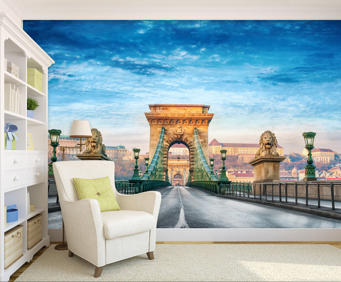 3D siti storici 9 Parete Murale Foto Carta da parati immagine sfondo muro stampa
