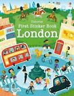 First Sticker Book London by James MacLaine (Paperback, 2014)