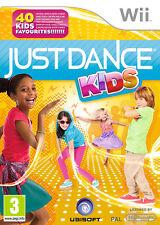 Just Dance Kids Nintendo Wii *in Excellent Condition*