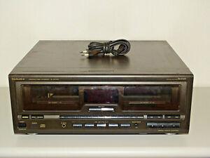 TECHNICS-sl-mc400-110-volte-Lettore-CD-CD-Text-2-ANNI-GARANZIA