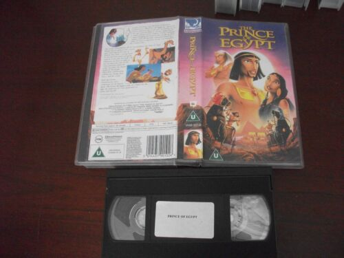 1 of 1 - The Prince Of Egypt (VHS, 1999)