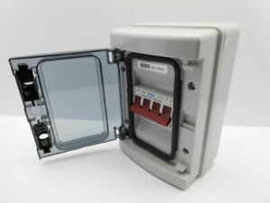 ESR SECO125 125a Changeover Switch Generator Transfer Indicator Single Phase