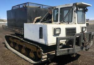 Morooka MST800 w/ Water Tank and Pump – Forrest Fire Capable -a Alberta Preview
