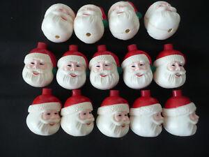 Vintage-Santa-Claus-String-Light-Covers-Hard-Plastic-Set-Of-14