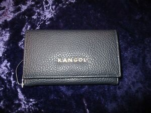 Kangol-Women-039-s-Black-Purse