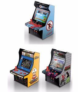 MY-ARCADE-BurgerTime-Bad-Dudes-Karate-Champ-Retro-Micro-Arcade-Machine-Game