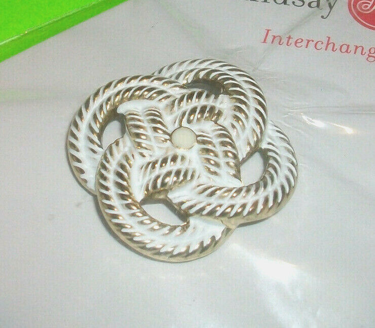 ⭐NEW⭐ LINDSAY PHILLIPS ARLENE INTERCHANGEABLE SHOE SNAPS JEWELRY CHARMS SNAP010