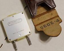 Metrawatt AG Nurnberg Germany Light Meter Booster Cell with Case
