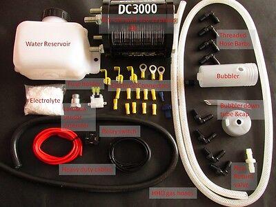 HHO Hydrogen Kit HHO-Plus DC3000 . Cars, vans, boats. UK Distributor