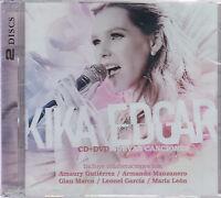 Sealed - Kika Edgar Cd / Dvd Nuevas Canciones 602547561282 Brand