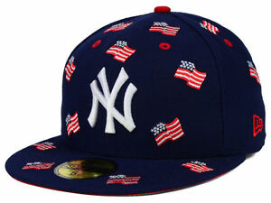 New York Yankees MLB July 4th Independence Day America USA Flags ... bc4d9f0ee71