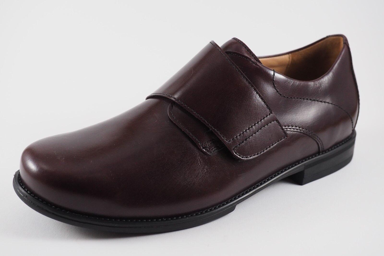 Ganter Ganter Ganter Uomo Pantofola 7,5 G 41 1/2 Scarpe Basse pelle Bordo per Inserto Nuovo 5c372e