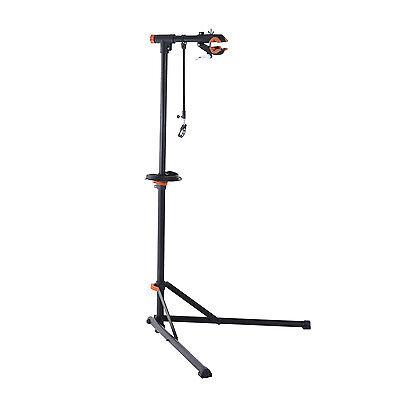 HOMCOM Pro Bike Adjustable Cycle Bicycle Rack Repair Stand w/ Telescopic Arm New