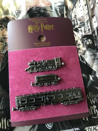 Universal Studios Wizarding World of Harry Potter Hogwarts Express Train Pin New