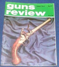 GUNS REVIEW MAGAZINE MAY 1977 - THE RUSSIAN MODEL 1915 KABAKOV SOCKET BAYONET