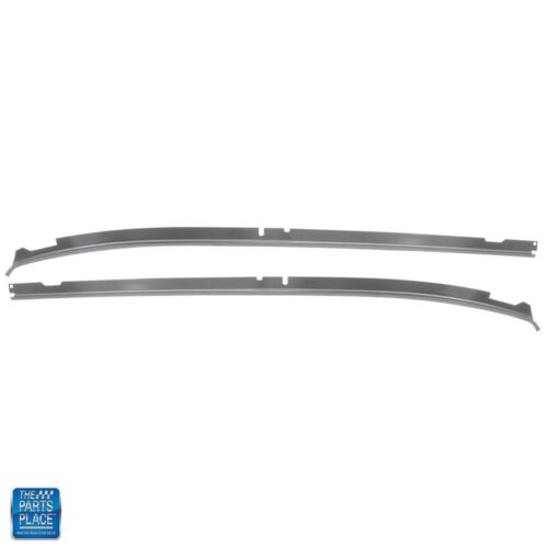 1968-1969 Chevelle Drip Rail Supports Coupe Mounts On Side Of Roof PR