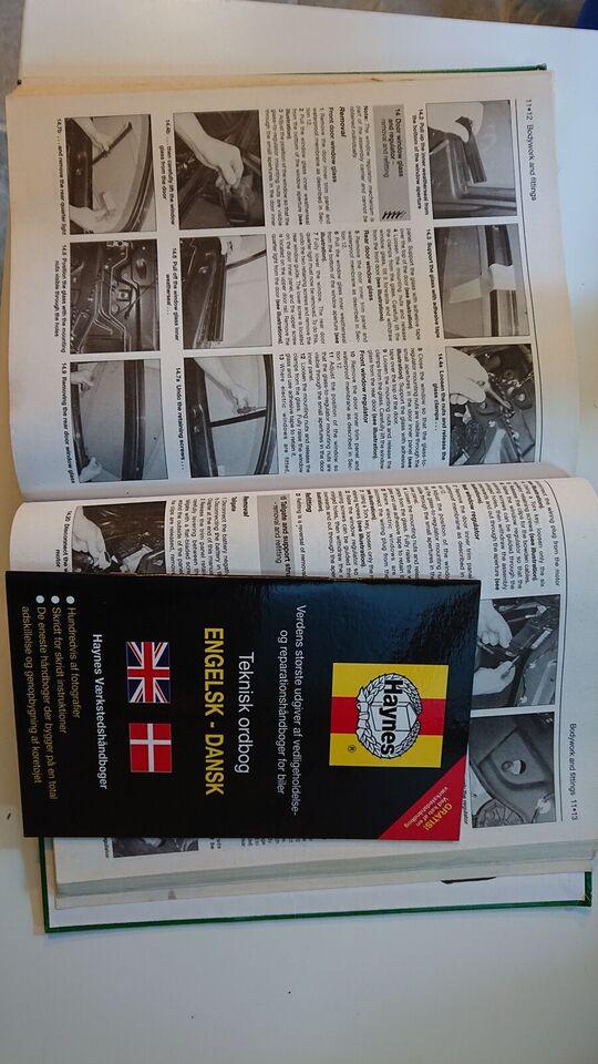 Haynes Skoda Octavia 1998 til 2004
